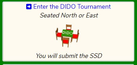 Enter the DIDO Tournament