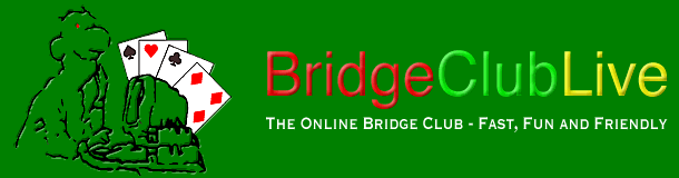Bridge Club Live Logo